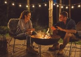 outdoor couple